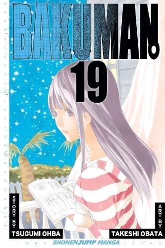 Bakuman., Vol. 19 Cover Image