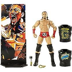 BIG CASS WWE COLLEZIONE ELITE SERIE #55 Wrestling Mattel Action Figure