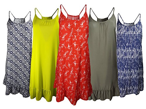 Marks and Spencer Ladies Woven Flippy Beach Dress M&S Collection 5 Colours