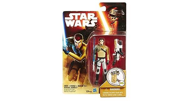 STAR Wars Rebels 3.75 Pollici Figura Deserto Missione Kanan Jarrus con accessori