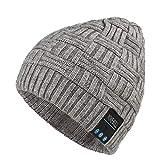 Caratteristiche:   V4.0 Versione Bluetooth, disponibile per la maggior parte dei dispositivi con funzione Bluetooth.   Materiale in maglia elastica, design caldo, morbido ed elegante.   Ti protegge dal freddo inverno e ti permetterà anche di ascol...