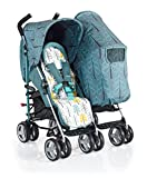 Cosatto To and Fro Duo Double Pushchair (Fjord)
