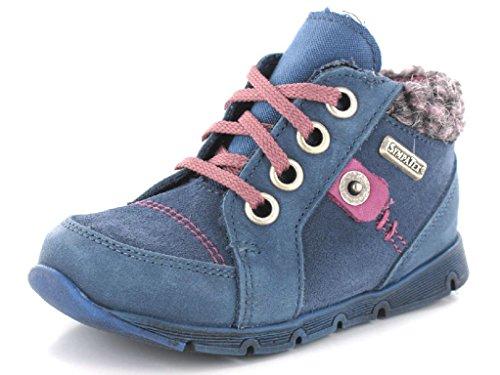 Däumling Eddie 100111-M-42 Kinder Lauflernschuhe in Mittel Denver jeans
