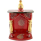 Art For Gifting Decorative Colorful Wooden Mandir