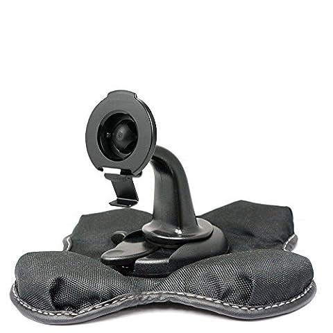 ChargerCity Nonslip Sitzsack GPS Reibung Mount für Garmin Nuvi 424042LM 44LM 5252LM 5454LM 5555LM/57LM/58lm 666768lmt 2407240825072508254725472559255925672568256925892577Pantoffeln/25952597259825992659lmlmt T GPS