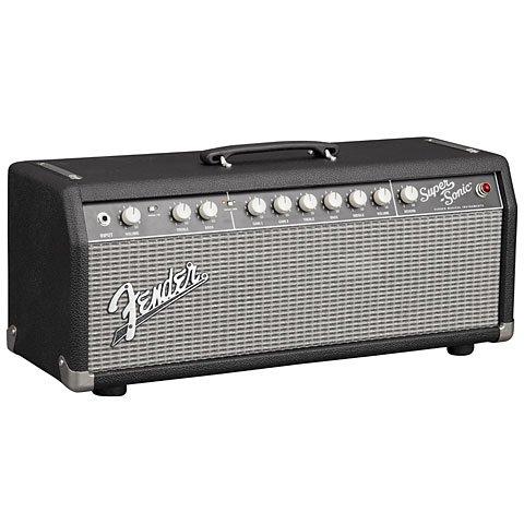 Fender Super Sonic 22 BLK · Topteil E-Gitarre