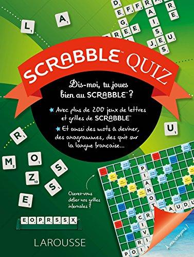 Scrabble Quiz- Cahier de vacances
