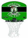 Spalding NBA Miniboard Boston Celtics Basketball, Mehrfarbig, One Size