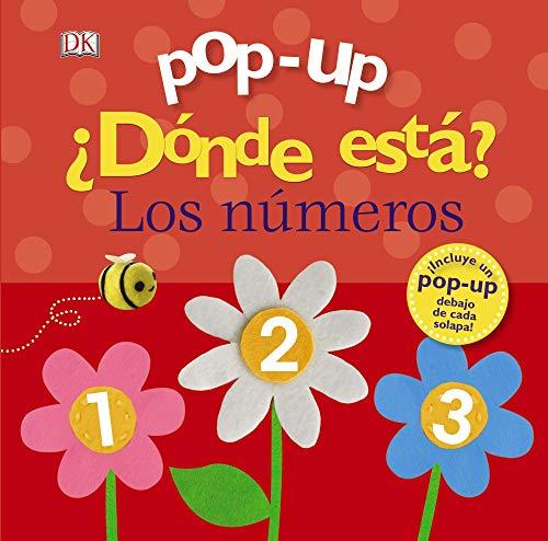 Pop-up. ¿Dónde está? Los números (Castellano - A Partir De 0 Años - Manipulativos (Libros Para Tocar Y Jugar), Pop-Ups - Pop-Up ¿Dónde Está?)