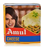Best Cottage Cheeses - Amul Cheese - Cheese Block, 1kg Pack Review