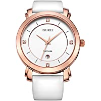 Burei BL-3016-P05AR Rose Gold Womens Watches