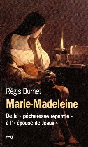 Marie Madeleine par Burnet Regis