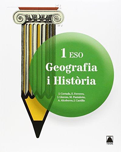 Geografia i Història 1r ESO - 9788430789597 por Jaume Cortada Cortada