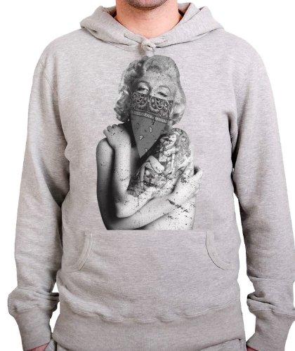 stylotex-hoodie-tattooed-marilyn-grossexxlfarbeheather