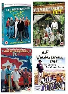Auf Wiedersehen Pet Complete Collection Season 1, 2, 3, 4 and Specials