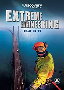 extreme engineering collection 2 dvd region 1 us import
