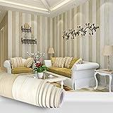 KINLO® Tapete selbstklebend Wohnzimmer 5mx0.53m TOP...