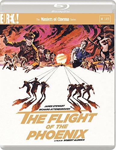 The Flight of the Phoenix (1965) (Masters of Cinema) (Blu-ray) [UK Import] (Eureka-film)