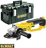DeWalt DCG412N 18V XR Cordless Angle Grinder 125mm With DS300 Kitbox