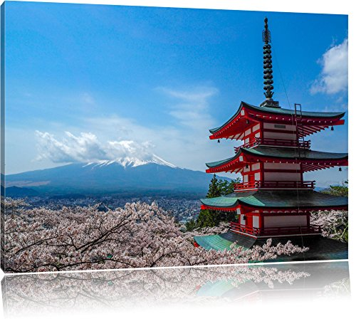 japanisches-gebude-bild-auf-leinwand-xxl-riesige-bilder-fertig-gerahmt-mit-keilrahmen-kunstdruck-auf
