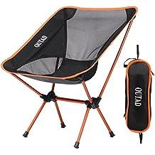 Camping es Silla Plegable 1 Estrella Amazon Más Y lK13FJTc