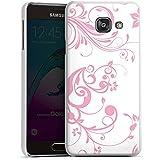 Samsung Galaxy A3 (2016) Housse Étui Protection Coque Fleurs Fleurs Ornements