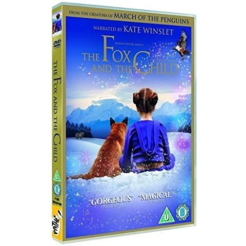 The Fox & the Child [Region 2] by Kate Winslet