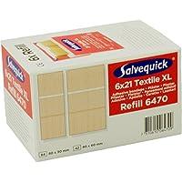 Salvequick Pflasterspender und refill - verschiedene Sorten (Karton á 6 refills, dunkelorange (Stripe elastisch... preisvergleich bei billige-tabletten.eu