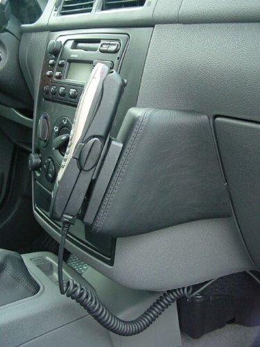 KUDA 095645 Halterung Kunstleder schwarz für Ford Tourneo & Transit Connect ab 02/2003 bis 2013 -
