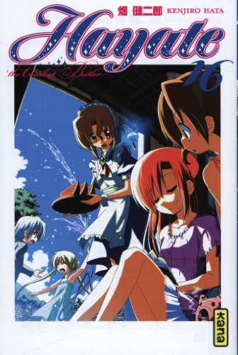 Hayate The combat butler Edition simple Tome 16