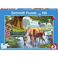 Schmidt Mare and Foal Children