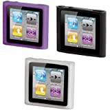 Hama 013272 - Funda de silicona para Apple iPod Nano 6G