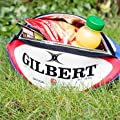 England Rugby Ball Insulated Lunch Bag by The Monster Factory