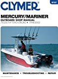 Mercury / Marine Outboard Shop Manual: 75-250 Hp Two-Stroke 1998- 2002 (Clymer Marine Repair Series) by Mark Rolling (30