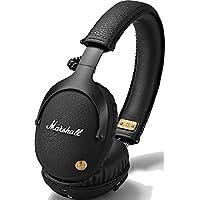 Marshall - Monitor Bluetooth Headphones - Black