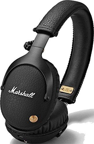 Marshall–monitor cuffie bluetooth–nero