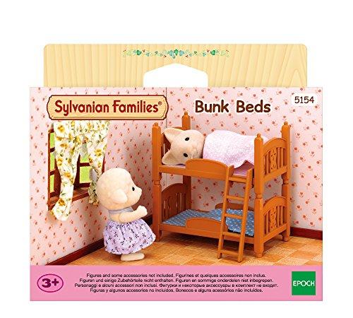 Letto A Castello Bluebell.Sylvanian Families Bunk Beds Lit Superpose 5154 Multicolore
