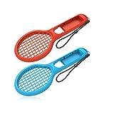 Für Ma Rio Tennis Ace Spiel Spielen ABS Tennisschläger Griff Controller