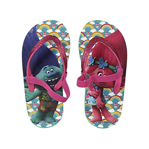 Chanclas Trolls Poppy 26/27
