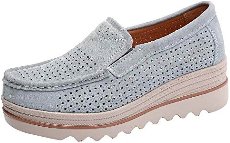 ZHRUI Scarpe Casual Scarpe scarpe da ginnastica Scarpe Single Donna Stivali Donna Casual Scarpe Sportive Appartamenti Lace-up... | Nuovi Prodotti  | Uomo/Donne Scarpa