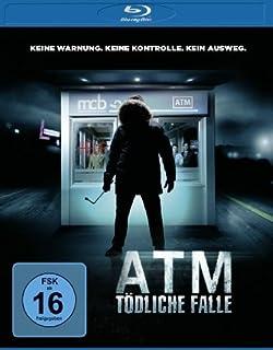 ATM - Tödliche Falle [Blu-ray]