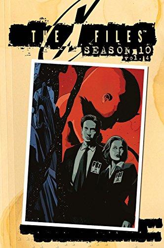 X-Files Season 10 Volume 4 (The X-Files (Season 10), Band 4)