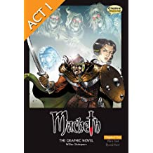 Macbeth The Graphic Novel - Original Text - Act 1 (English Edition)