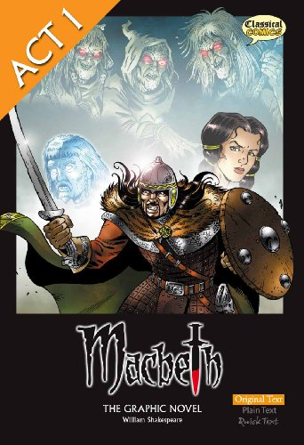 Macbeth the graphic novel original text act 1 ebook william macbeth the graphic novel original text act 1 by shakespeare william fandeluxe Image collections