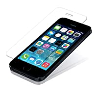 TopDeals4You® New iPhone 6 5/s 4/s Glass Screen Protector Thinner Than 0.3mm Clear Screen Display (iPhone 5/s)