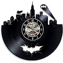 Vintage de Vinilo reloj Batman tema inusual regalo de Navidad