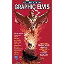 GRAPHIC ELVIS - FREE COMIC SAMPLER, Issue 1