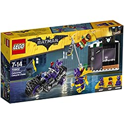LEGO Batman - Moto felina de Catwoman (70902) , Modelos/colores Surtidos, 1 Unidad