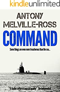 Command (Lt Peter Harding Book 1)