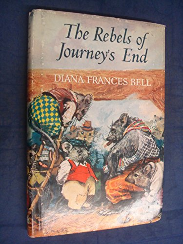 The Rebels of Joueney's End by Diana Frances Bell -
